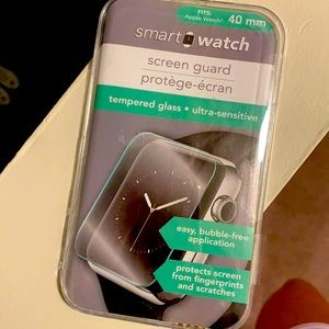 Apple iwatch screen protector